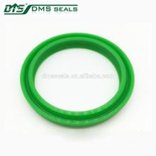 Green PU Mechanical Fittings Face Seal