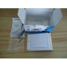 Lámpara de pared solar al aire libre impermeable de alta calidad respetuosa del medio ambiente IP65 de alta calidad