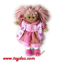 Детский Мягкий Ткань Кукла