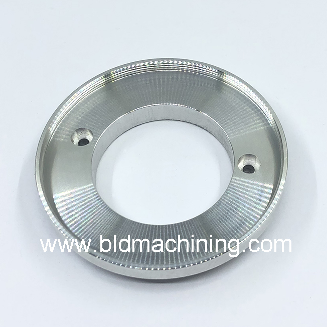 Turning Aluminum Alloy