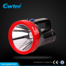 Puissance élevée avec projecteur à LED à longue portée 2W, projecteur de camping