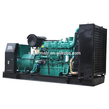 CE ISO approved Chinese diesel generator set with one year warranty