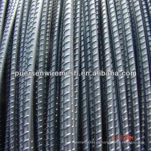 Kaltgewalzter Stahlstäbe mit Ripp- / Rebar CRB-550