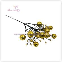 28cm X′mas Tree Ornaments Decorative Flowers for Christmas Tree Decoration