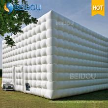 Надувные куклы Igloo надувные палатки кемпинга пузырь куб надувные прозрачные палатки купол
