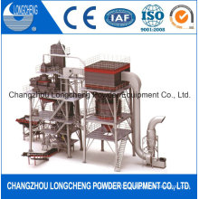 Lcj Type Sand Making Production Line