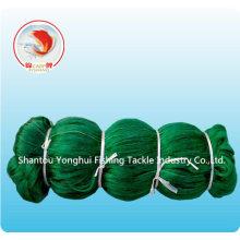 Nylon Mono Fishing Net with Green Color
