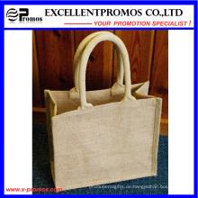 Eco-Friendly Logo Kundenspezifische Werbe-Jute Tasche (EP-B581707)