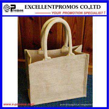 Eco-Friendly Logo personalizado promocionais saco de juta (EP-B581707)