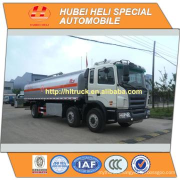JAC 6X2 22000L oil tanker truck with oil pump hot sale in China