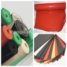 Colored rubber sheets -- SBR Rubber Sheet Roll