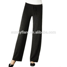 Pantalon femme en cachemire de haute qualité