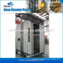 1000kgs Square Passenger Elevator Cabin
