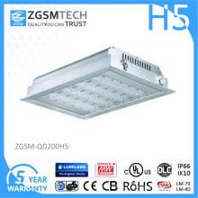 Überdachungs-Tankstelle-Tankstelle-Licht SMD LED 200W LED