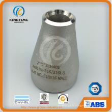 Raccords de tuyaux en acier inoxydable Sch40s 310S tuyau réducteur (KT0202)