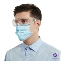 Biomass Graphene Face Mask Earloop desechable de 3 capas