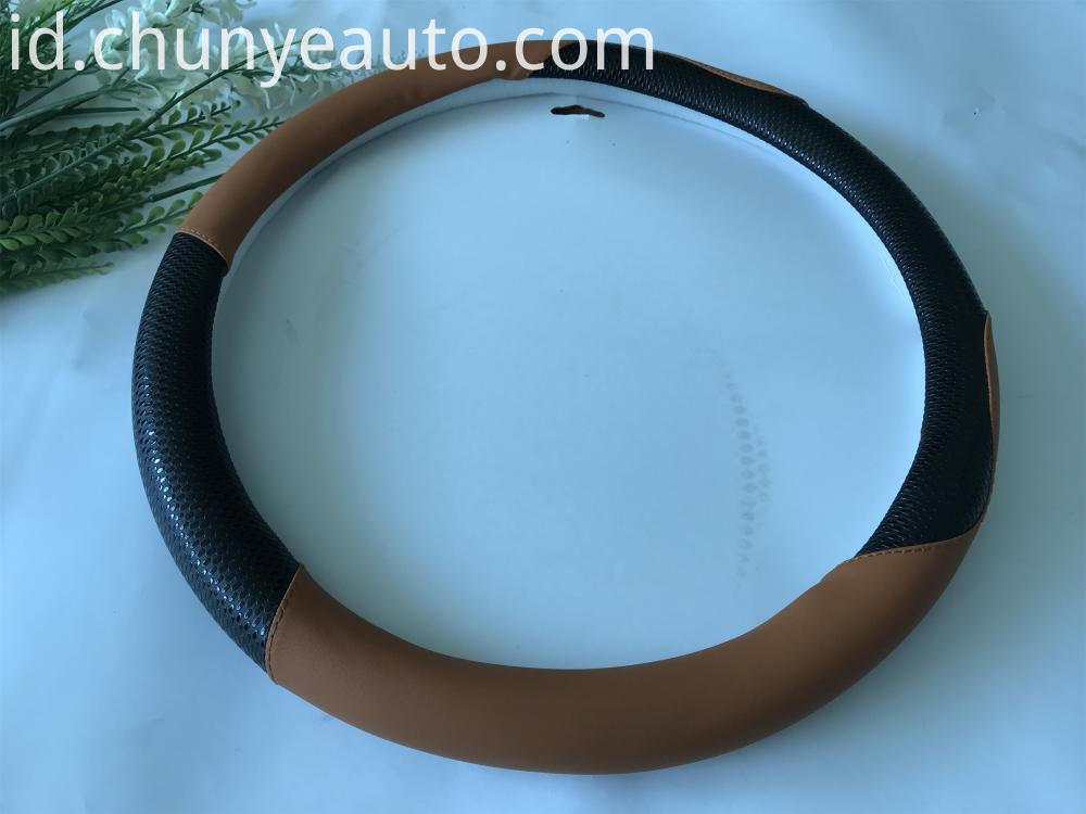 lichi style steering wheel cover