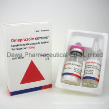 Guyenne Omeprazole Delayed Release, Acid Reducer Injection 40 Mg
