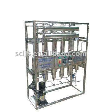 LD200-4 Mehrfacheffektdestillationsausrüstung