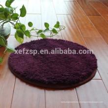 100% Polyester moderne Runde Teppich