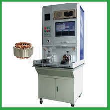 Automatic rotor testing machine