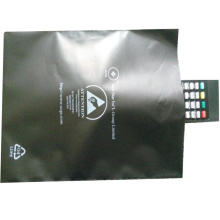Black Conductive PE Bags for Packing Electronics