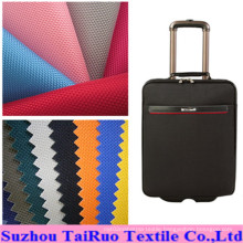 600d Oxford with PU Coated for Travel Bag Fabric