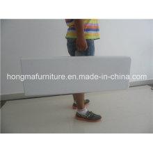 6FT Blow Molding Plastic Folding Bench para uso do casamento