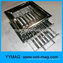 magnetic filter bar magnet for industrial application