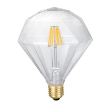 Ampola do diodo emissor de luz da venda direta da fábrica, diamante 5.5W liso com aprovaçã0 do CE