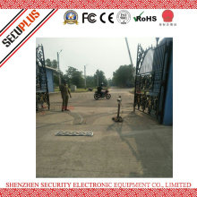 Security Vehicle Screening System with DVR to Check Bombs for Parking Places, Army