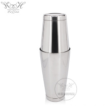 Set di shaker per cocktail Boston in acciaio inox da 550 mm e 750 ml
