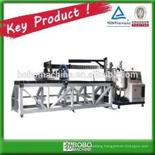 filter pu foam gasket sealing machine for sale