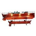 Power Plant 60ton / 80ton Double Girder EOT Bridge Crane