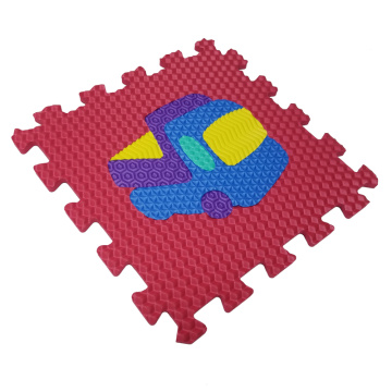 Melors+Puzzle+Play+Mat++Flooring+Mats+for+Kids+with+Traffic+Shapes+Pop-Out