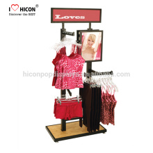 Professional And Approachable Effective Communication Team Wedding Dress Shop Furniture Garment Retail Clothes Display Stand