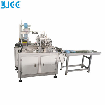 Fabrikversorgung 3ply Medical Face Mask Making Machine