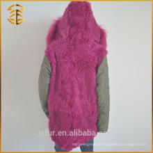 Großhandel OEM Service Custom Brand Jacket Armee Real Fox Pelz Parka