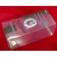 Boîte d'impression en PVC pour produits cosmétiques (boîte imprimée)