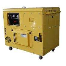 8.5kVA 50Hz Single Phase Soundproof Diesel Generator