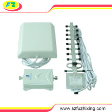 GSM LTE DCS 55dB 1800MHz Cellular Mobile Signal Booster Repeater