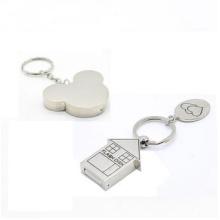 Impulsión de la pluma de la memoria Flash del USB del USB de Keyholder de la promoción