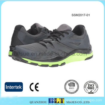 Men′s Fashion Sneakers Breathable Sport Running Shoes
