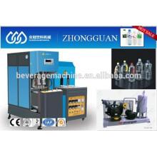 Semi automático alta calidad botella de PET máquina de soplado / soplador