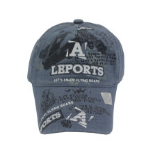 Baseball Cap with Printing Logo All Around Cap (GKA01-F00056)