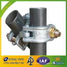 48.3 * 48.3 EN 74 Acoplador giratorio de acero galvanizado