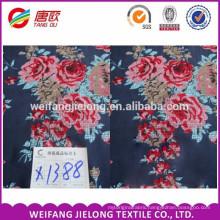 New production print rayon/viscose skirts fabric wholesale