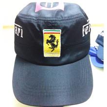 Cheap High Quality Flat Peak Embroidered Sport Baseball Cap