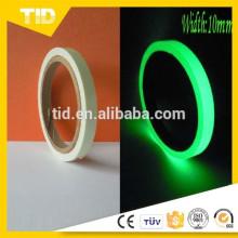 Glow in the dark heat transfer film