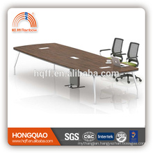 (MFC)HT-21-45 modern conference table stainless steel frame for 4.5M conference tables for sale
